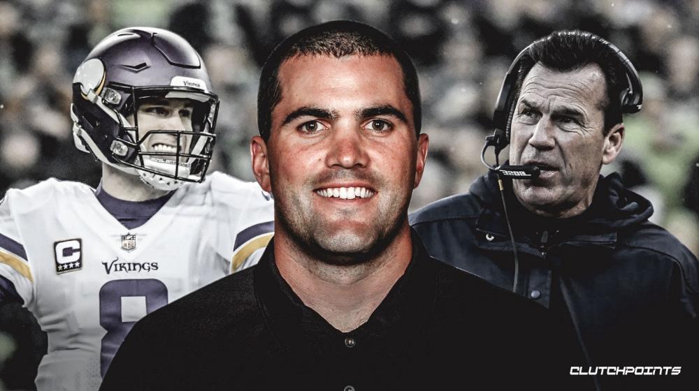 Minnesota Vikings Offensive Coordinator Are 2 Heads