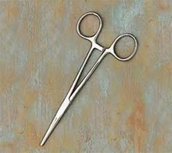 """ADC Halstead Mosquito Forceps 5"""" AD314Q-SMTD-OS $4.59 #medical #scrubcouture #nurses #adc"""