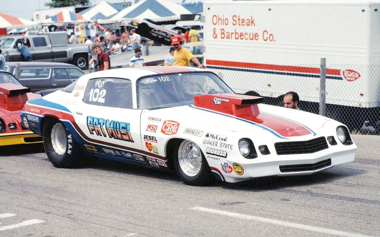 Pat Musi * | Old pro stock pictures | Pinterest | Cars, Drag race ...