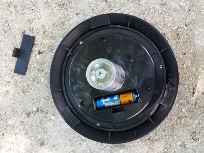 How To Replace Old Rechargeable Batteries In Outdoor Solar Lights