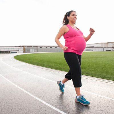 Exercise When Your Pregnant