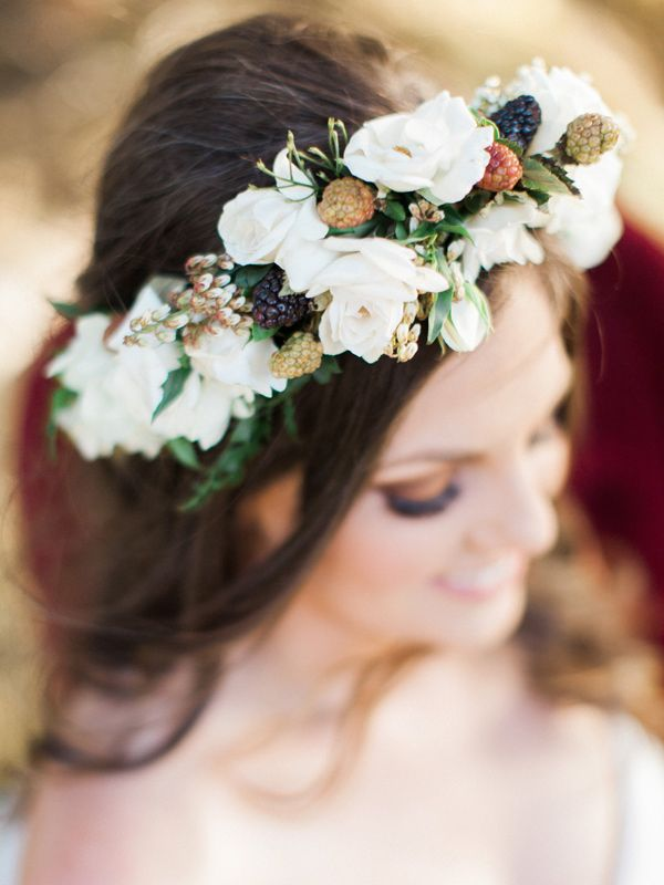 countryside wedding with cobalt
