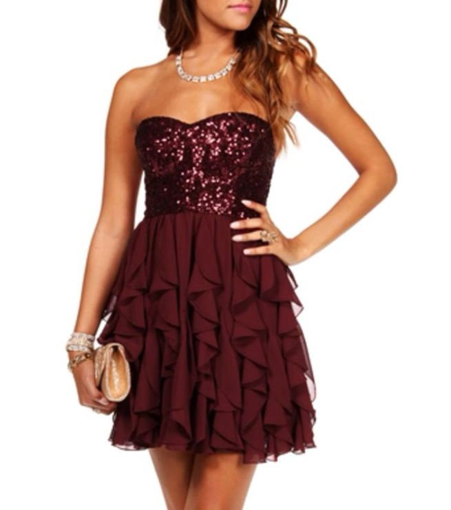OMG this one is sooo pretty!!! | Homecoming and Prom | Pinterest ...