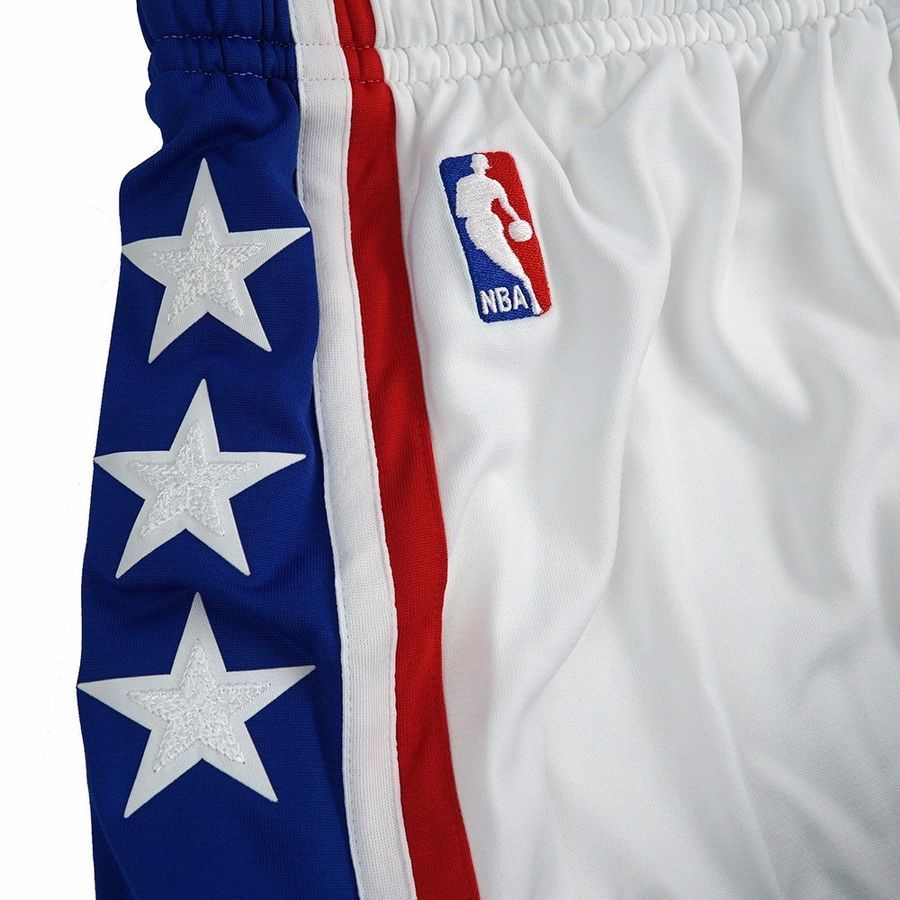 61635a39523 NBA Adidas Authentic On-Court Team Issued Home Pro Cut Game Shorts Men s  Court Team Issued