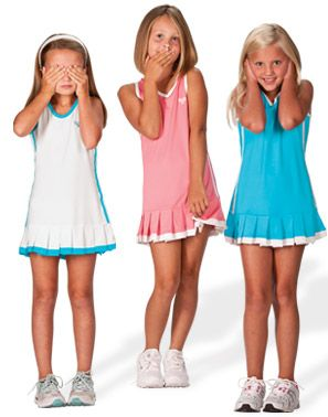 Tennis Clothing For Girls And Boys Aged 4 To 13 Girl Tennis Outfit Tennis Clothes Cool Girl Outfits