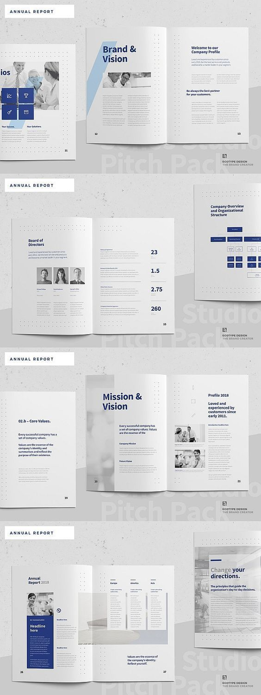 Sonos Annual Report Company Profile Template Brochure Template