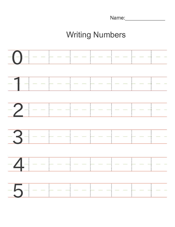 Writing Numbers Worksheets Printable Writing Numbers Writing Worksheets Writing Numbers Kindergarten [ 1500 x 1158 Pixel ]
