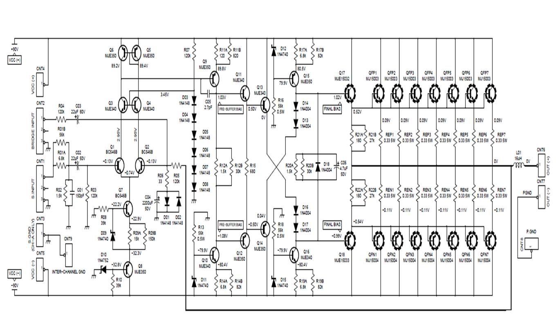 W Inverter Circuit Diagram