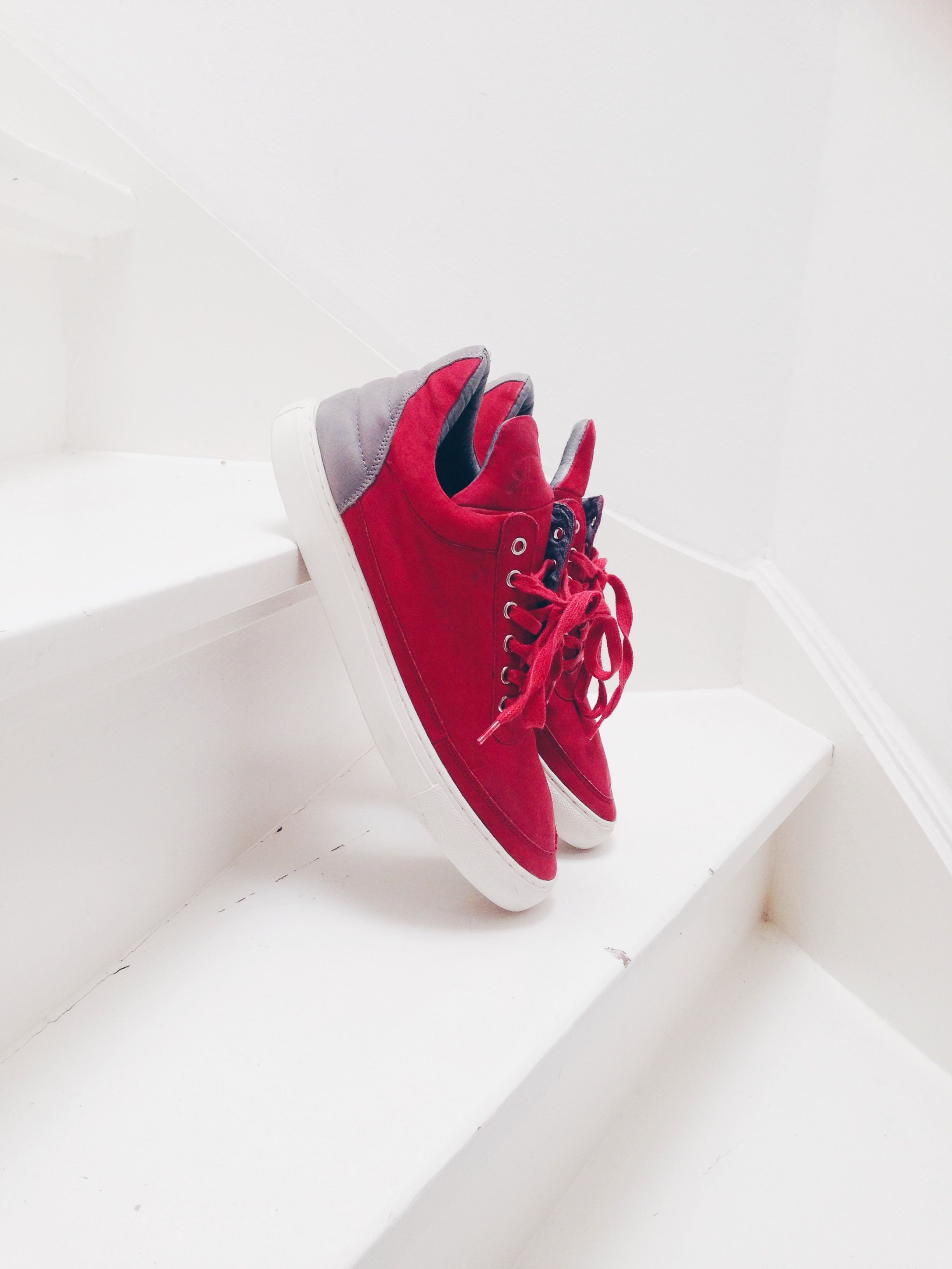 First collabo pair between #Fillingpieces and #Ronniefieg. #kith #resukshot