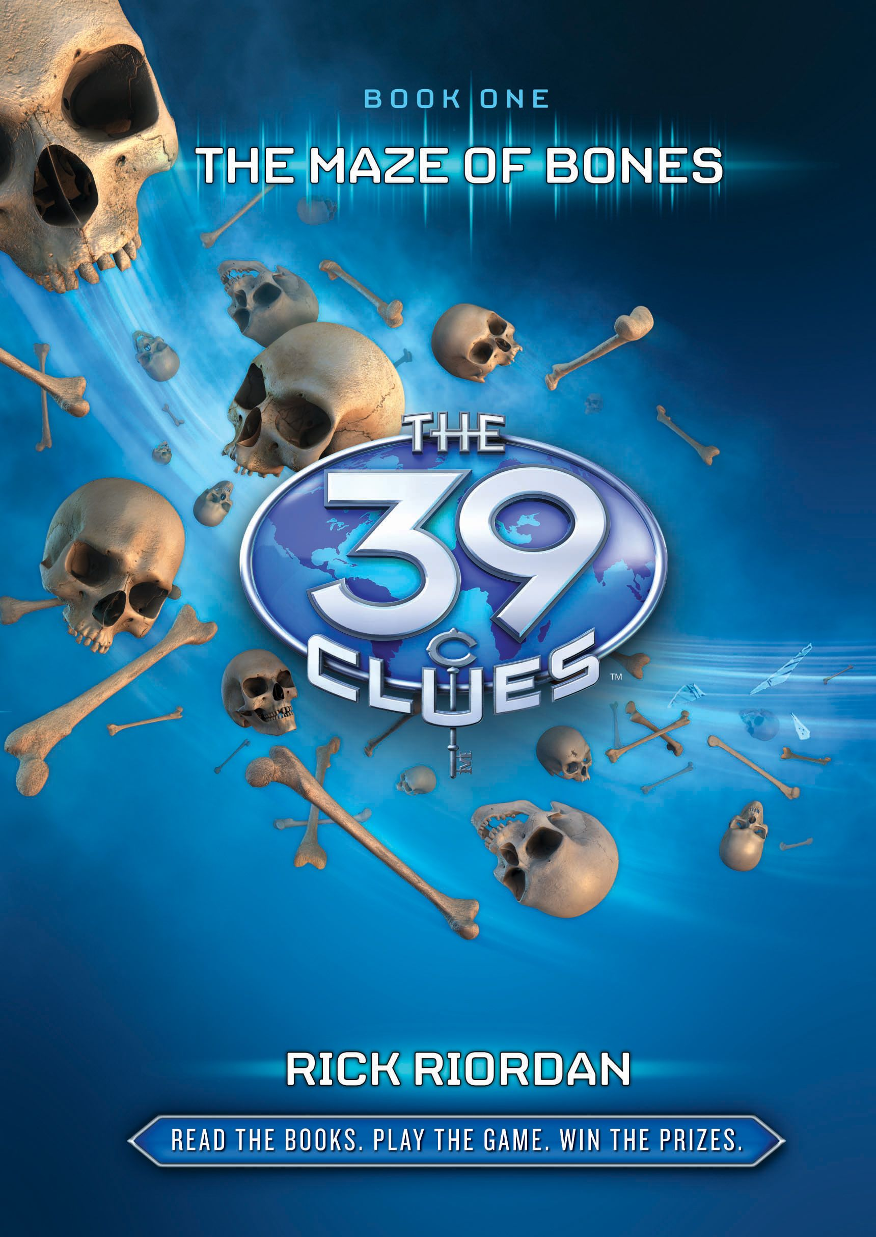 Start The 39 Clues With Maze Of Bones By Rick Riordan