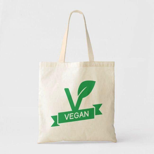 Vegan Vegetarian Veganism Animal Lover Quote Tote BagGreen Vegan Vegetarian Veganism Animal Lover Q