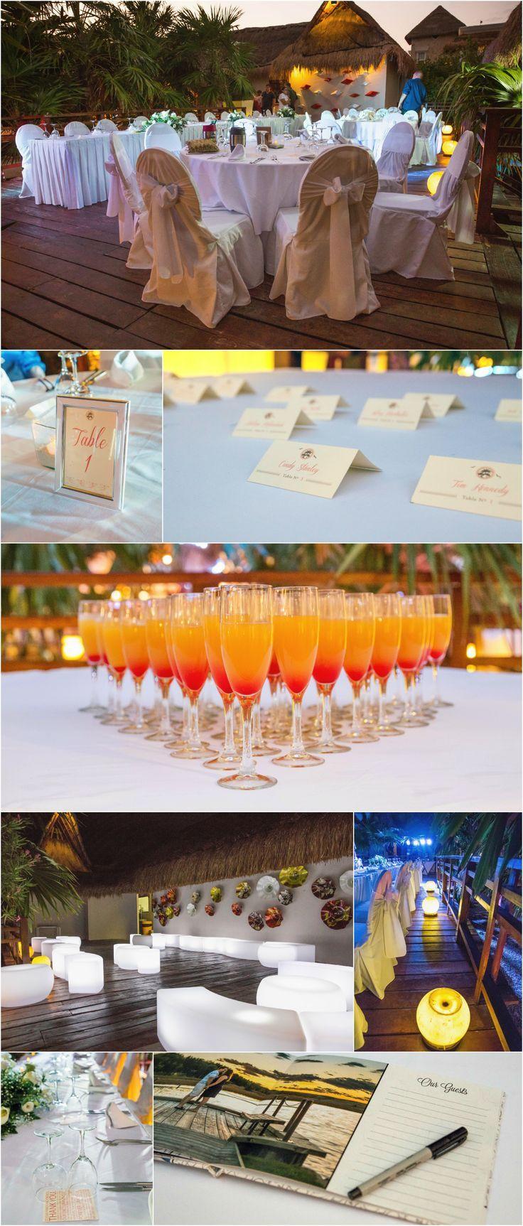 Dean + Amber Riviera Maya Destination Hochzeit | Wald Fotografie. Fotos von der …