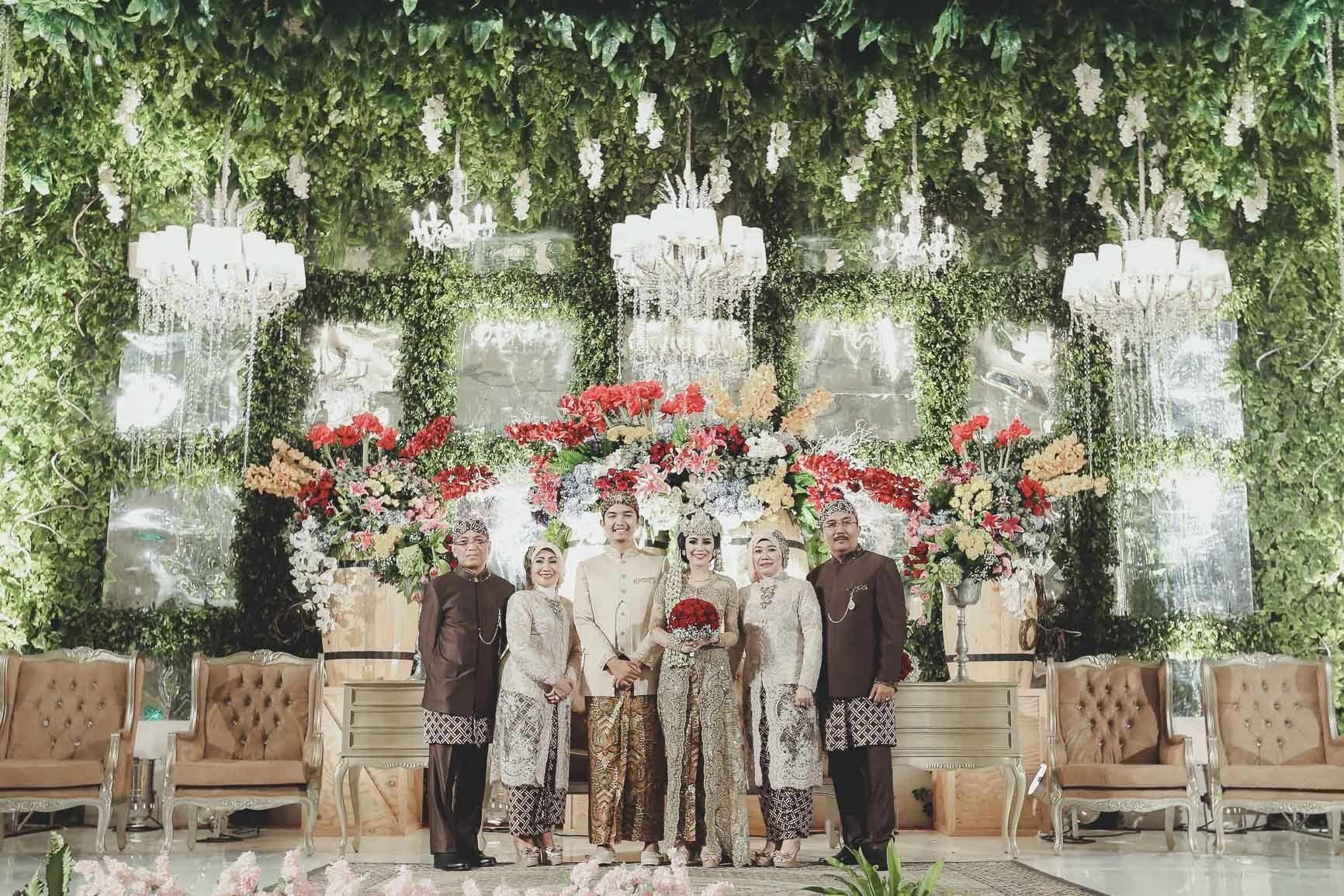 Garden Wedding Tema Pernikahan Latar Belakang Pernikahan Pernikahan