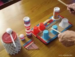 Resultado de imagem para atividades com caixa de leite educação infantil