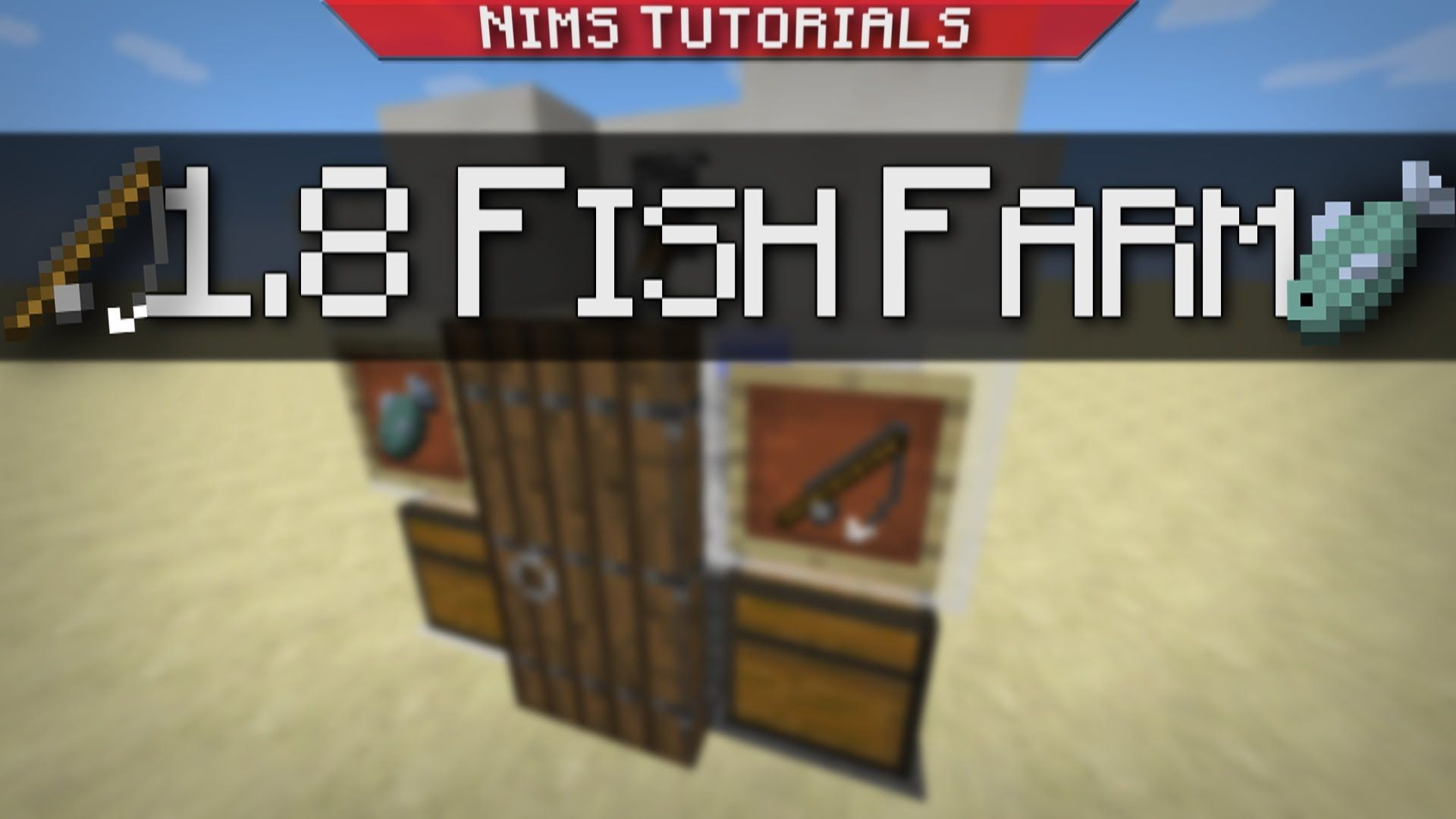 Nimstut Afk Fish Farm Works In 1 9 Skyblock Youtube With