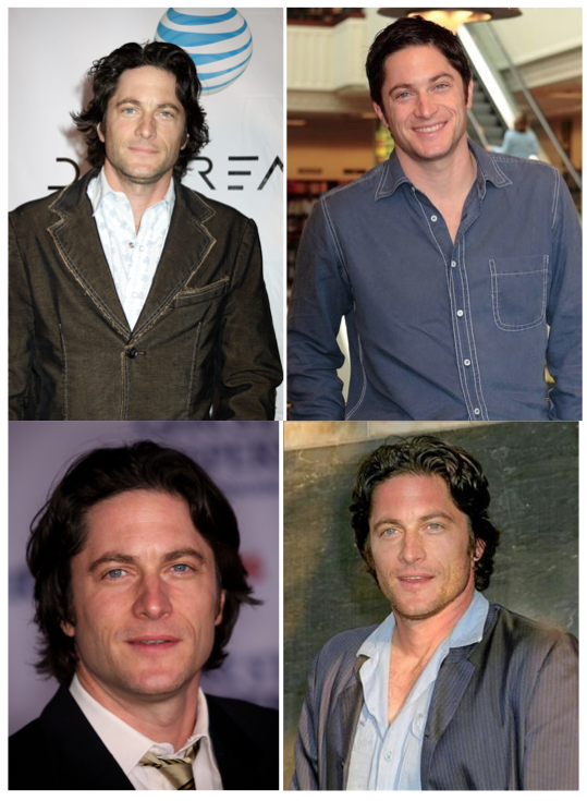 David Conrad-Loved him first on Relativity, then Ghost Whisperer.
