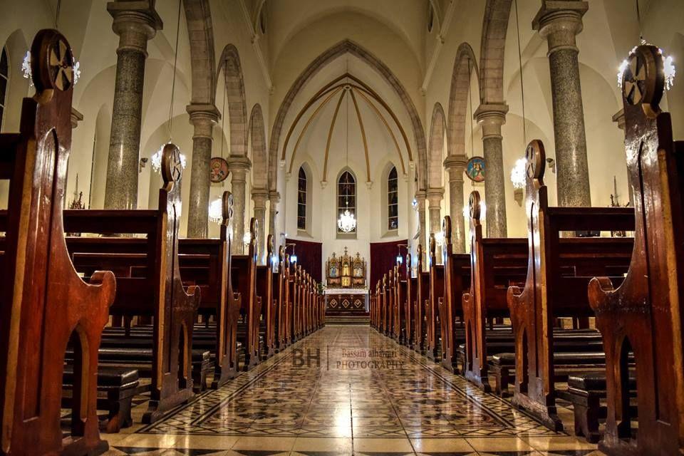 سوريا دمشق كنيسة الشعلان