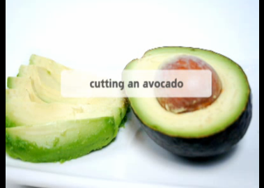 Cutting An Avocado by Epicurious ~ www.MyWildtree.com/maryrose