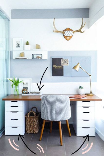home office with disea tu casa ikea
