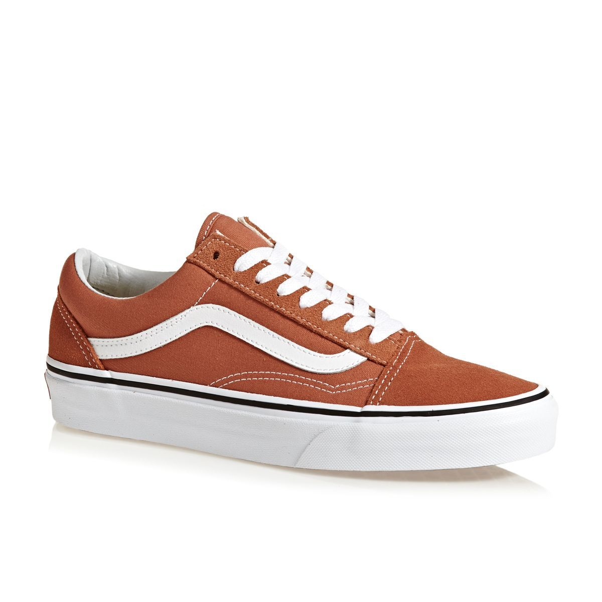 1bf315bb558 Buy Vans Old Skool Shoes Autumn Glaze True White with great prices ...