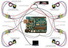 arduino quadcopter drone pinterest arduino quadcopter arduino rh pinterest co uk arduino based quadcopter circuit diagram arduino quadcopter circuit diagram