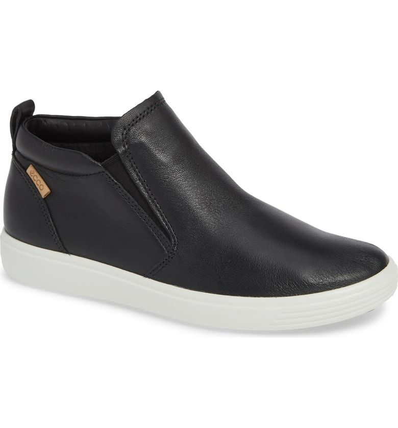 dd31cf629a40 Free shipping and returns on ECCO Soft 7 Slip-On High Top Sneaker (Women