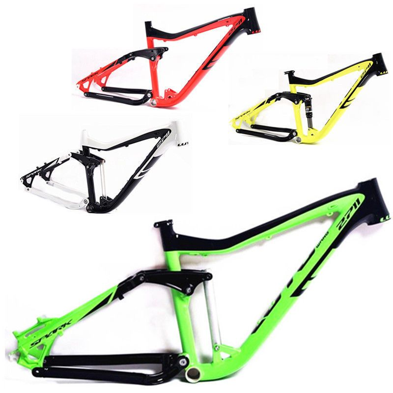Full Suspension Aluminium Frame Alloy Mtb Mountain Dh Cycling