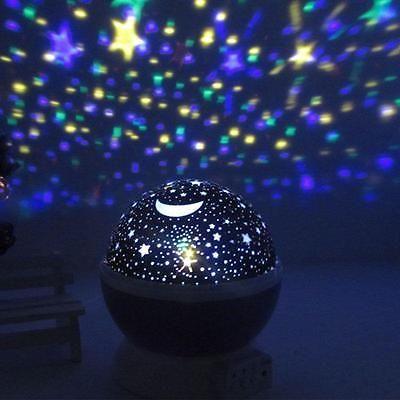 Nachtlicht Sternehimmel Fernbedienung Projektion Geschichte Kinder Schlafzimmer