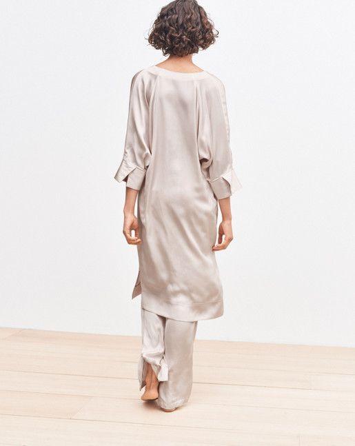 74e6e6d8b5a Jessie Tunic Dress Powder - Soft Sport - Shop Woman - Filippa K ...