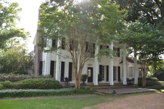 Wonderful southern plantation home with 2 storied columns, located in the heart of the Mississippi Delta, tree lined driveway, and situated in the middle of a working cotton plantation and adjacent to a regal cypress brake filled with birds and other wildlife.  Property includes a separate studio apartment, pasture and barn, old farm school house, and large shed.  At Equen, you will be surrounded by nature, yet only a short drive from some of the finest restaurants in the Southeast and best…