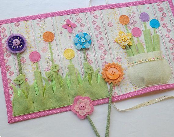 This fun handmade toy in beautiful pastel colors is a for Beautiful pastel colors