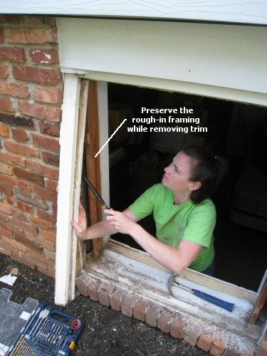 How To Install A Replacement Window With Images Vinyl Replacement Windows Installation Window Installation