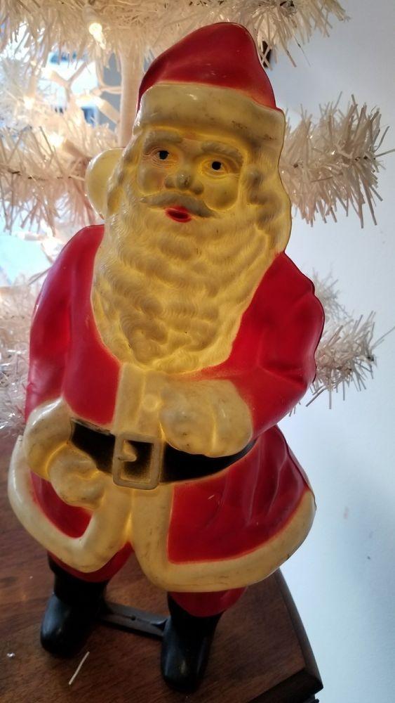 Details About 17 Quot Union Products Santa Claus Light