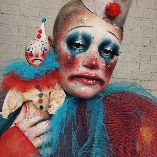 Pin By Mary Whyart On Makeup Artistry Makeup Makeup Clown Makeup