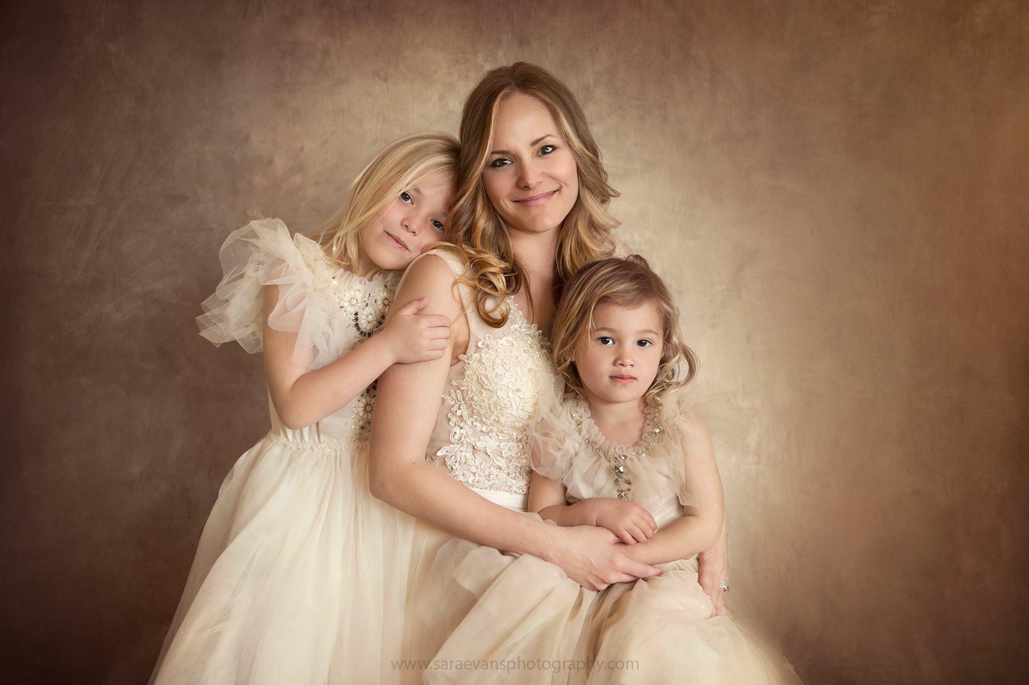 Mommy & Me Glamour: Maegan Hall Photographer makeover