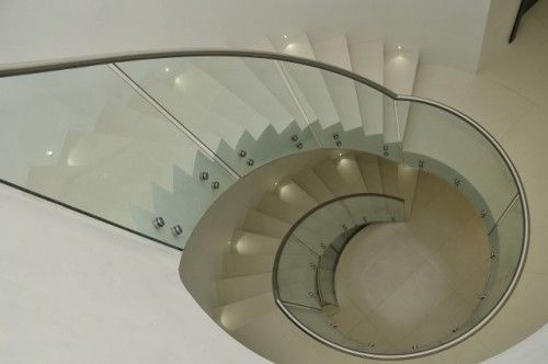 warburton project contemporary staircase