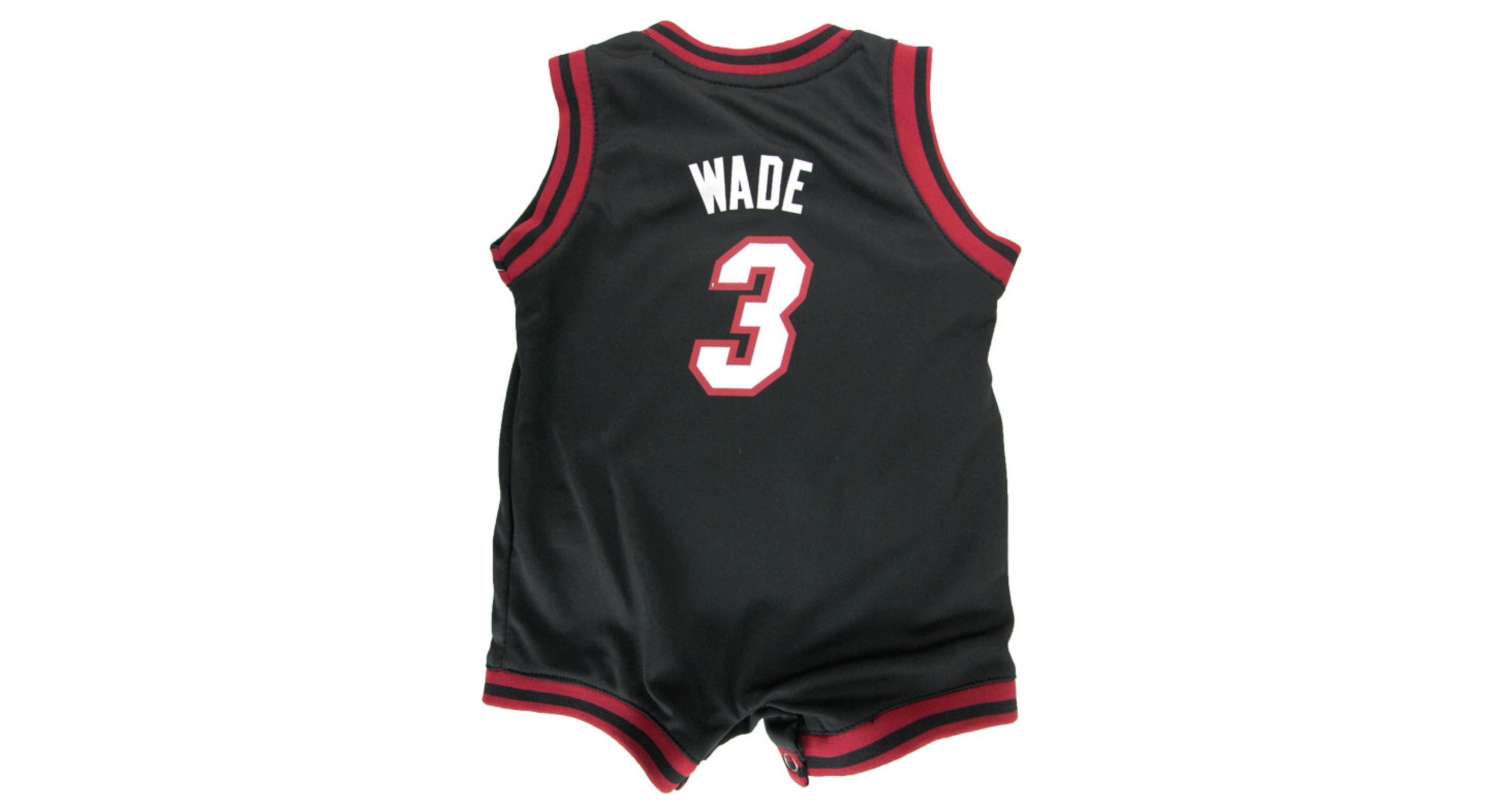 brand new f4452 194b0 adidas Baby Dwyane Wade Miami Heat Jersey | Products ...