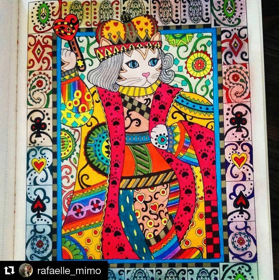 Pin von irina auf Котики/ Creative Cats | Pinterest | Malvorlagen ...