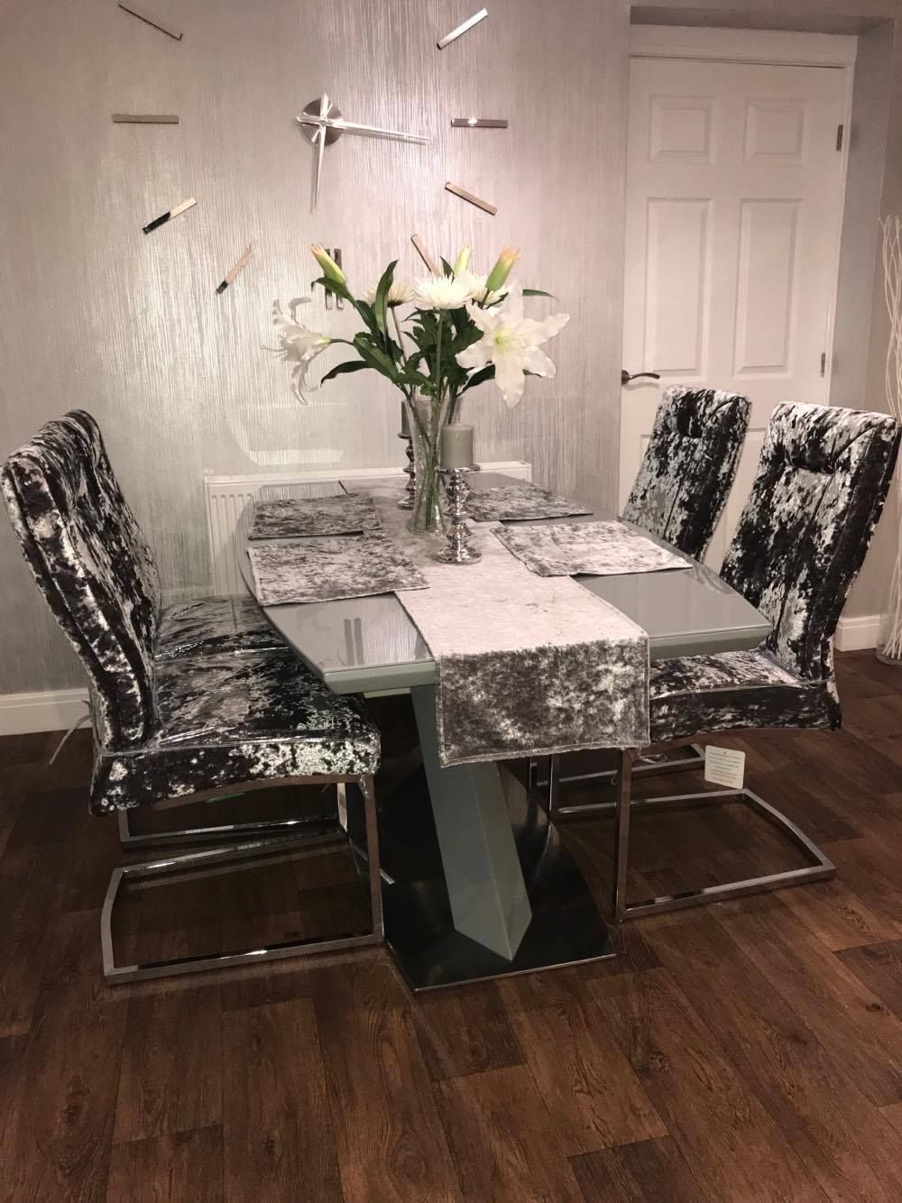 Beautiful Dining Room Project Sent In From One Of Our Clients