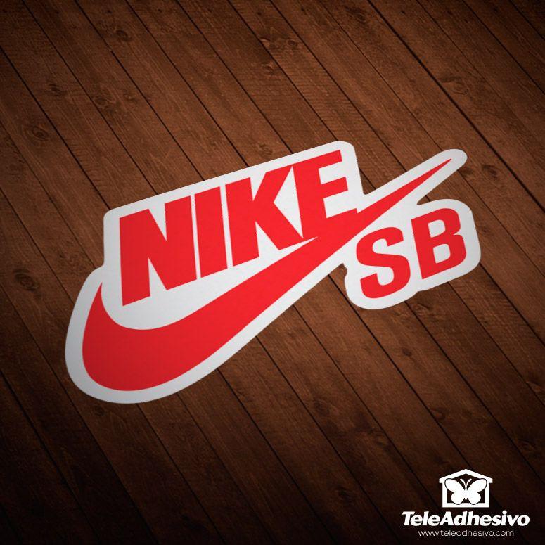 Adesivi per Auto e Moto Nike SB