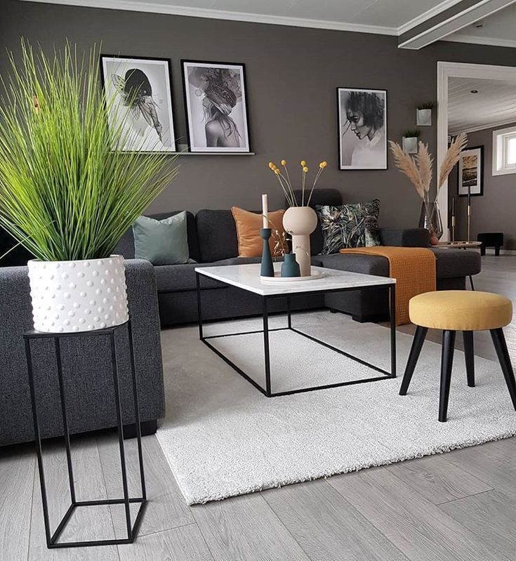 Einfache und komfortable Häuser sorgen dafür, dass wir uns erfrischt fühlen. Home Decoration @kristingronas