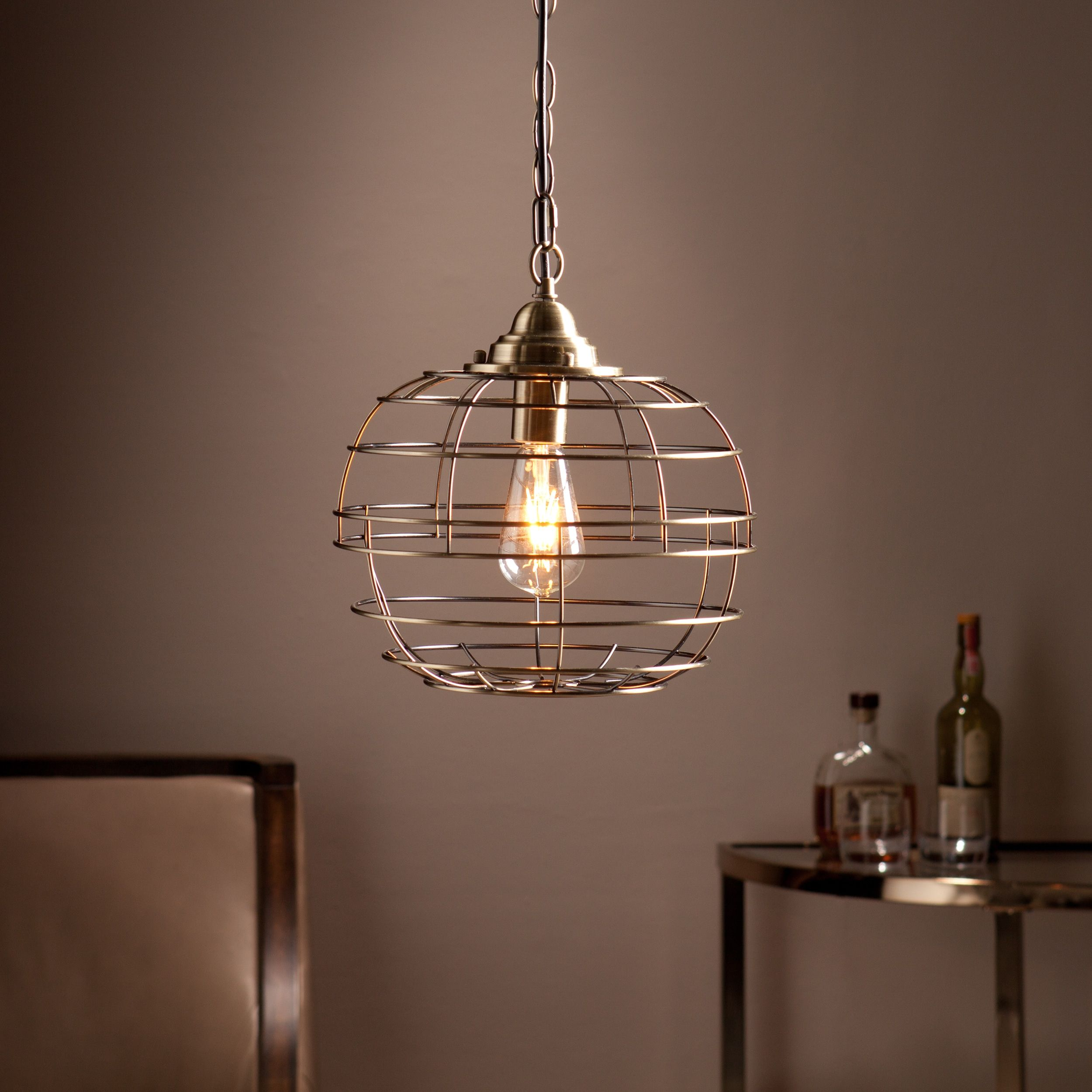 Overstock Pendant Lights Pleasing Harper Blvd Reade Pendant Light  Overstock Shopping  The Best Inspiration