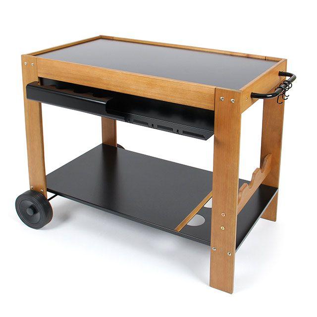 chariot sylvana pour plancha castorama bricolage bricolage chariot pour plancha et conseil. Black Bedroom Furniture Sets. Home Design Ideas