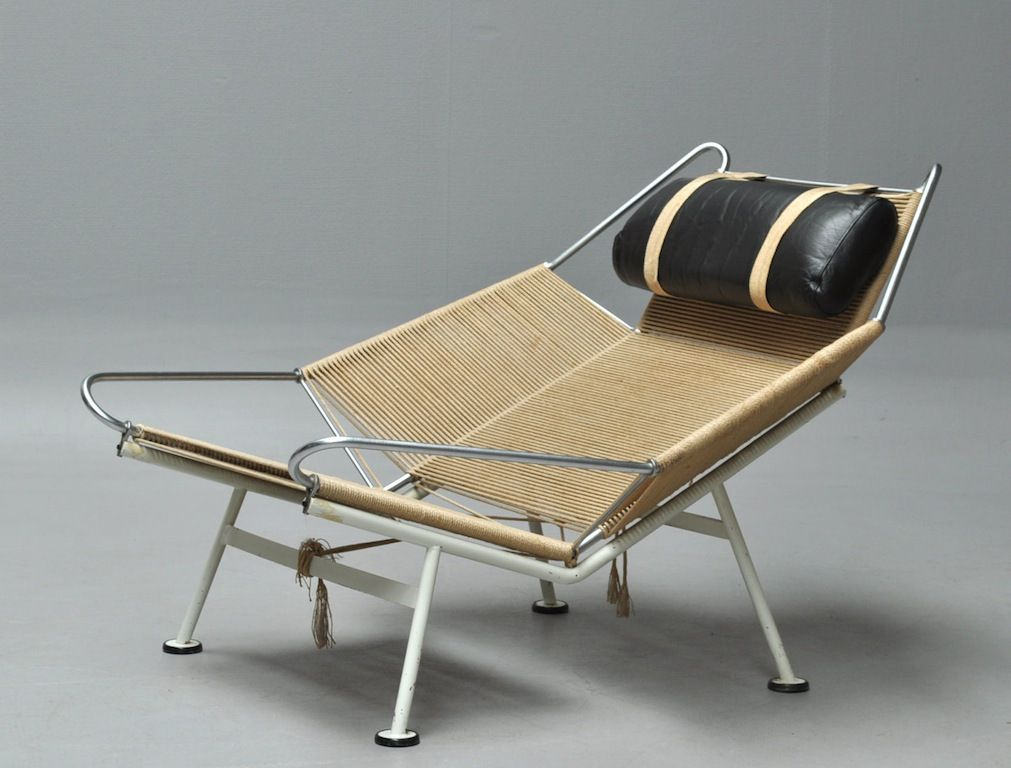 Flag Halyard Chair By Hans J. Wegner | From A Unique Collection Of Antique  And Modern Lounge Chairs At ...