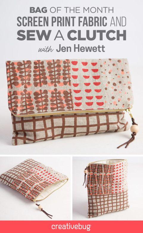Creativebug Bag of the Month (Jen Hewett)