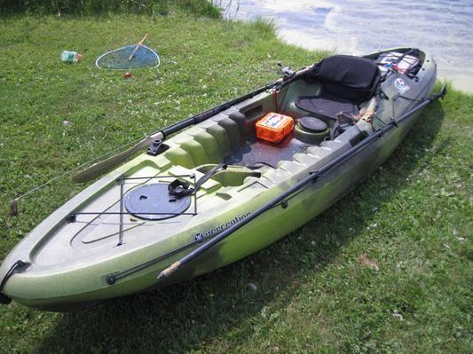 Perception striker 11 5 angler kayak dick 39 s sporting for Dicks fishing kayak