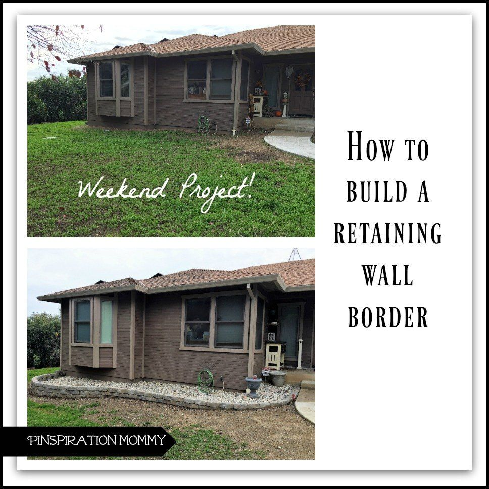 Retaining Wall Landscapers Near Me: DIY Landscaping Retaining Wall