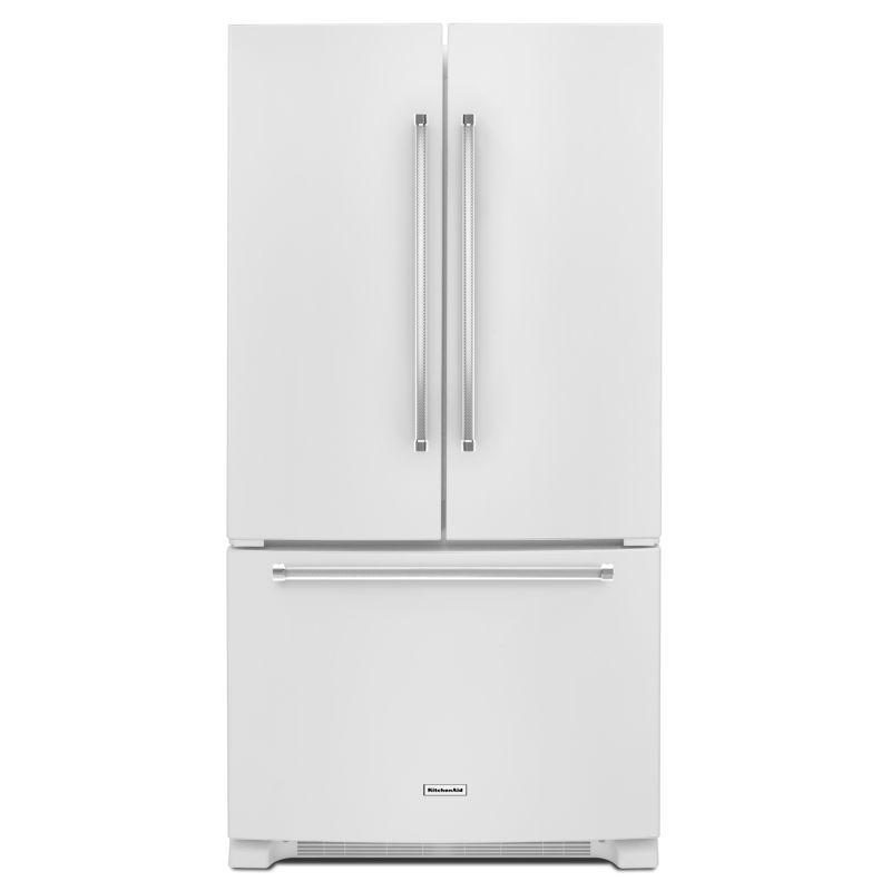 Alternate Kitchen Refrigerator: KitchenAid KRFC300EWH | 131 Sunset ...