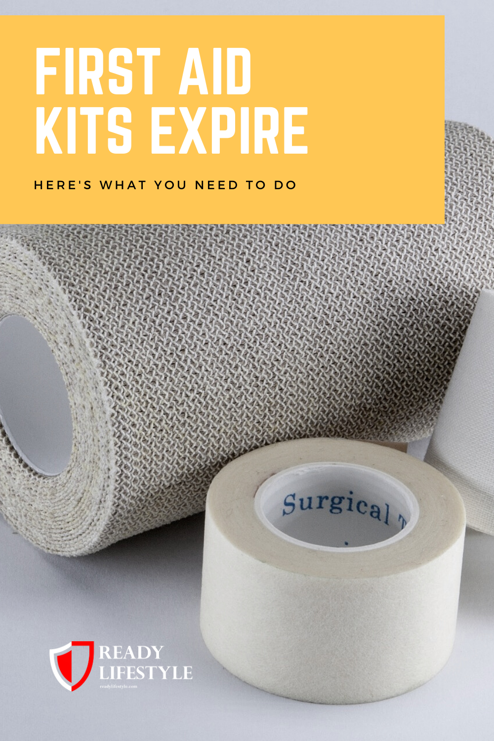 Do First Aid Kits Expire Here S What You Need To Do First Aid Kit First Aid Emergency Preparedness