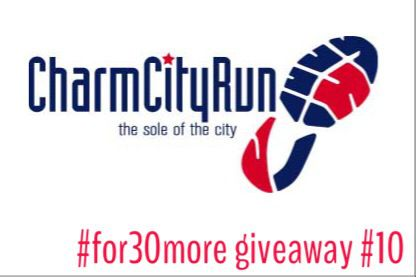 I'm supporting #for30more AND entered to win $50 from @CharmCityRun! Donate + share to enter: bit.ly/for30more #cysticfibrosis